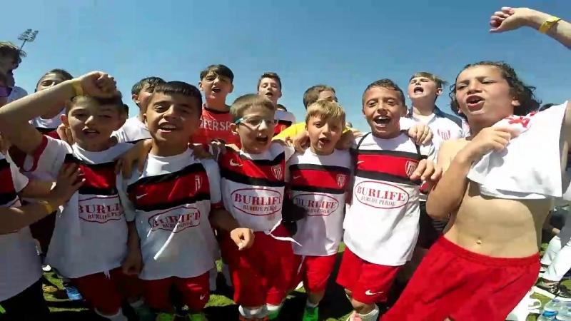 Песня победителя Bursa Zafer Spor