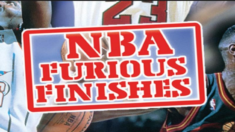 NBA. FURIOUS FINISHERS.Решающие концовки (1996)