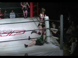 4. Arisa Nakajima  Rabbit Miu Vs. Meiko Tanaka  Sareee (3/22/15)