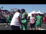 Lil Pump играет в баскетбол [NR]