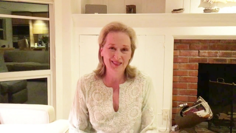 Meryl Streep and others join Congolese women for peace