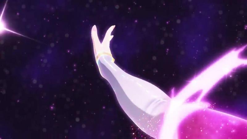 Новый горизонт Анимационный роРик Рвездной защитницы Ари †League of Legen