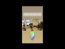 Инстаграм-история 567Broadway (видео с Ниной Добрев)