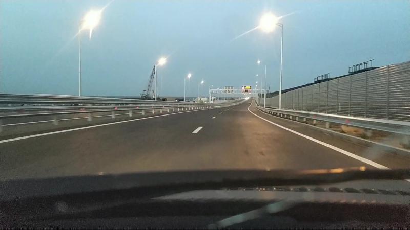 Крымский мост_27.05.2018