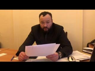 Обращение депутата Андрея Анохина к коломяжцам (о сборе подписей против АБЗ)