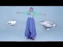 Фристайл и Нина Кирсо - Падали снежинки Премьера клипа,2016