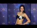 Наталья Папроцкая на кастинге «Мисс Беларусь – 2018»