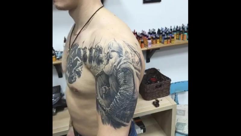 Студия Татуировки в Москве - Твой Выбор Тату