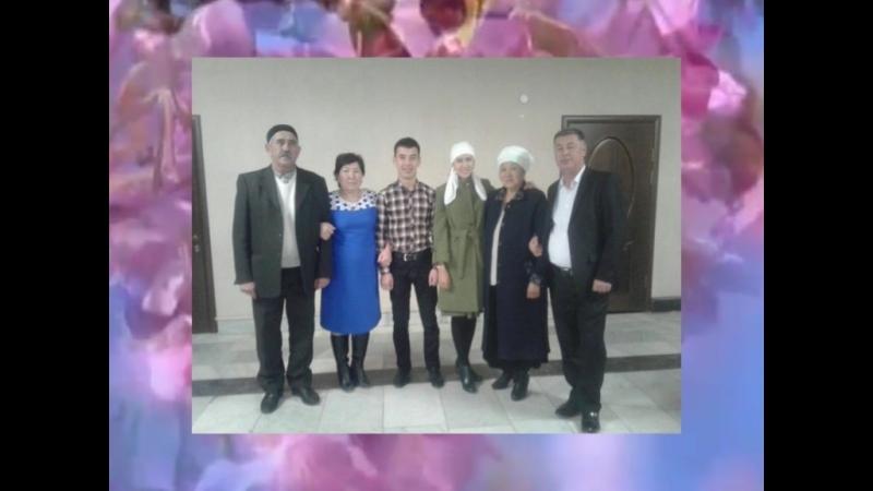 Теңлібаев Созақбай Көрпебайұлы ж е Таштемір Салтанат Алтымбекқызы туған күндеріңіз құтты болсын