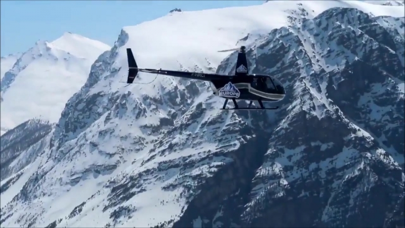 Identitäre Bewegung schließt illegale Migrationsroute in den Alpen I Defend Euro_HD.mp4