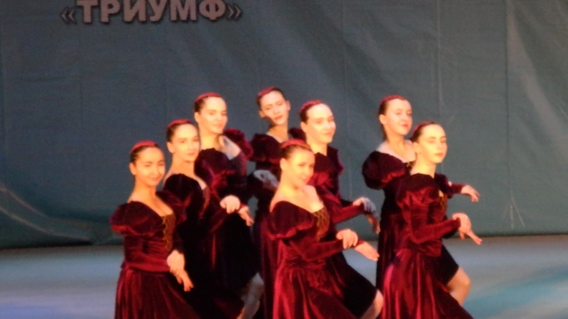 Образцовый хореографический коллектив Колибри