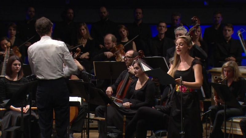 Рафаэль Пишон - Иоганн Себастьян Бах / Кантаты BWV No 31, 34, 51, 191 (Париж, 11.10.2017)