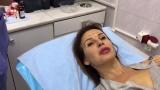 Наталья Штурм пела во время уколов красоты