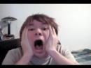реакция на видео 2 girls 1 cup !