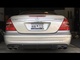 BMW E39 M5 VS Mercedes-Benz E55 AMG