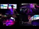 Cosmonaut megapolis 89.5 fm -MegaBeat - Stellar Fountain- @ Pioneer DJ TV - Moscow