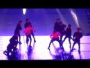 FANCAM 180210 The EℓyXiOn in Taipei D 1 @ EXO's Xiumin and Baekhyun Dance Break
