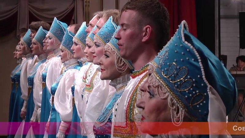 Од пинге. Большой концерт ансамбля Умарины и оркестра Биг-бенд Саранск