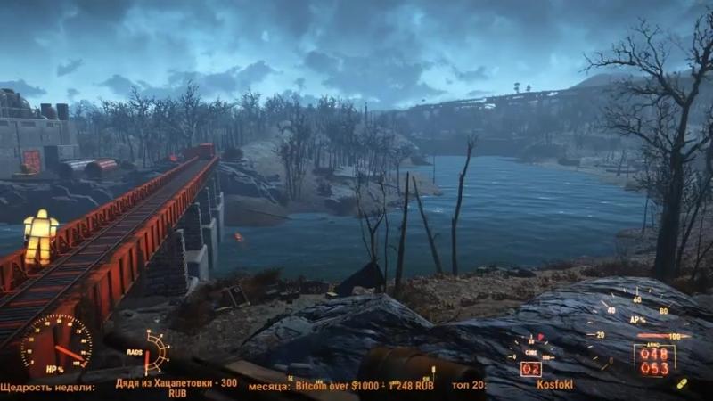 Fallout 4 Выживание Mods {7-1}