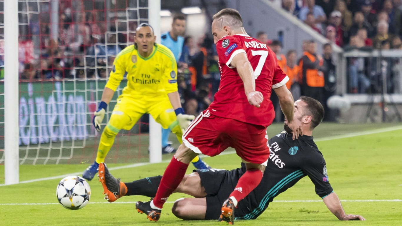 216. Bayern München - Real Madrid 1:2
