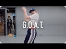 1Million dance studio G.O.A.T. - Eric Bellinger (ft. Aroc) / Isabelle Choreography