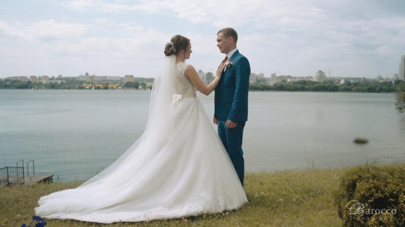 [Свадебный клип] Денис и Юлия. Видеограф, видеосъемка, оператор, свадьба в Липецке
