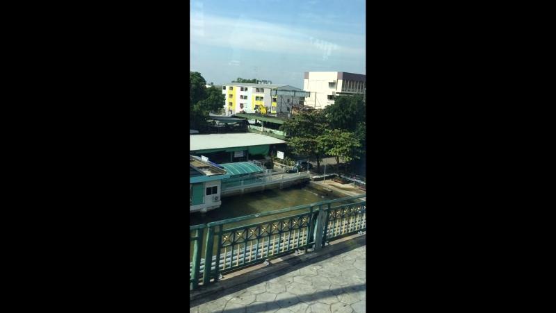 Бангкок көшелері