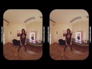 Krystal Webb - Long Distance Lover [180°, Big tits, Dildo, Masturbation, 3D, VR]