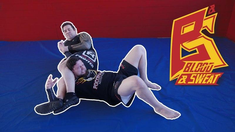 Соперник не ждет эти приемы - Как финишировать в положении выхода на рычаг локтя - Fightwear.ru