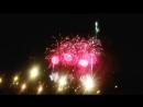1. Закрытие фестиваля КРУГ СВЕТА. Строгинская пойма. Фейверк. 27.09.2017.mp4