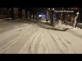 Как правильно передвигаться по тротуарам Курска