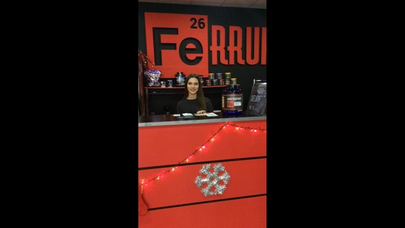 Фитнес-центр FeRRUM — Live