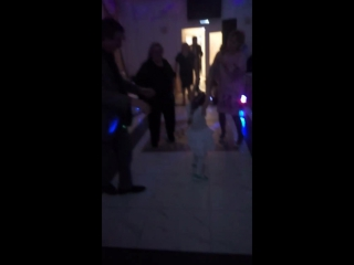 Свадьба Оксаны. Сонины танцы