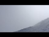 Прогулка в облаке Грузия, Гудаури
