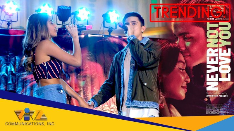 NNLY || James Reid and Nadine Lustre serenade their fans by singing PROM!