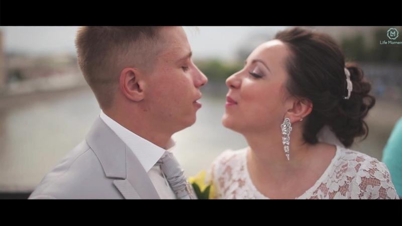 Очаровательная история любви Хотите быть в главной роли заказывайте свадебную видеосъемку в нашей студии