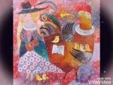 В мире искусства. Иллюстрации Анны Силивончик
