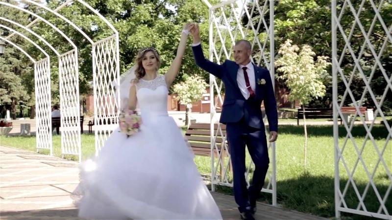 Паша и Юля свадьба г Шахты Green Park
