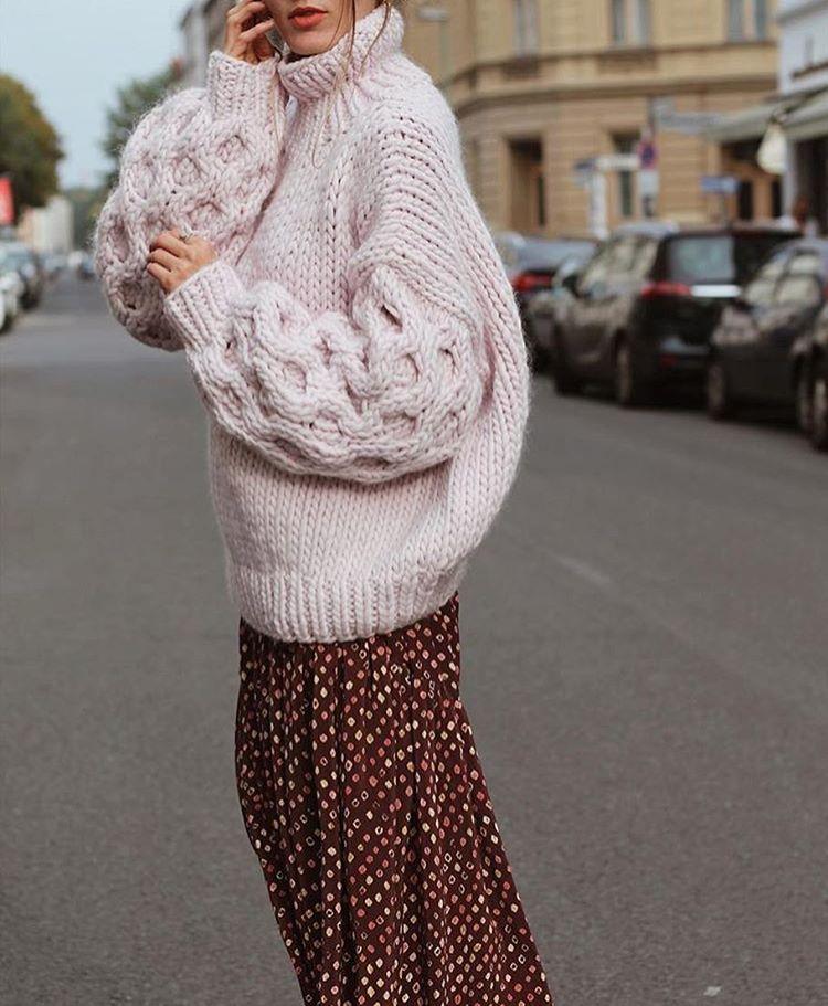Knit By Heart дизайнерские вязаные вещи ручной работы