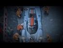 Classic Cars Graphic Novel - SteveMcQueen in LeMans