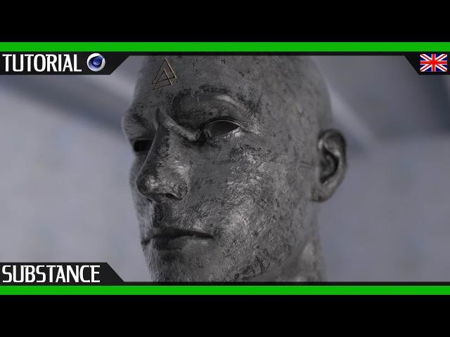 Substance Painter 2017 To Octane Render ! Workflow Tutorial PBR Cinema 4D [EN]
