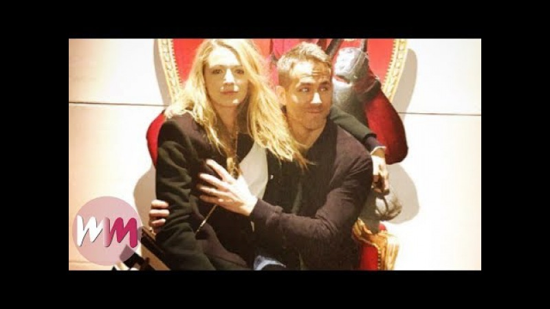 Top 10 Times Blake Lively Ryan Reynolds Made Us Believe in Love