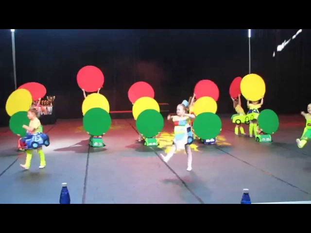 Kuldne karikas - Bibika - Tantsuteater Polly