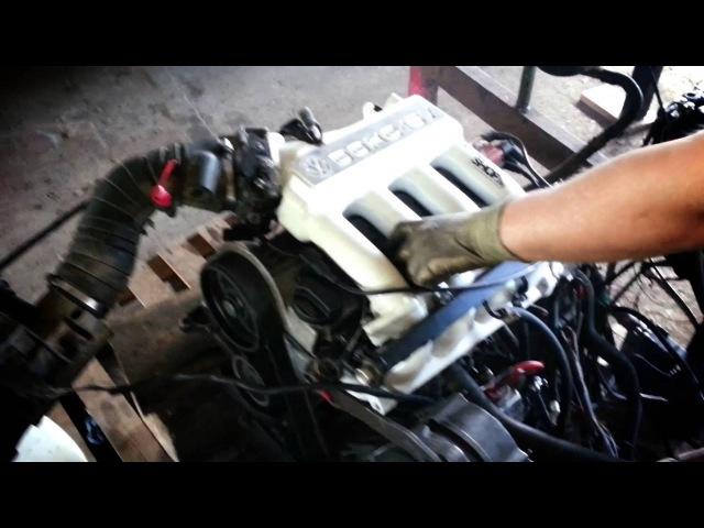 VW 2.0 16V EFI conversion
