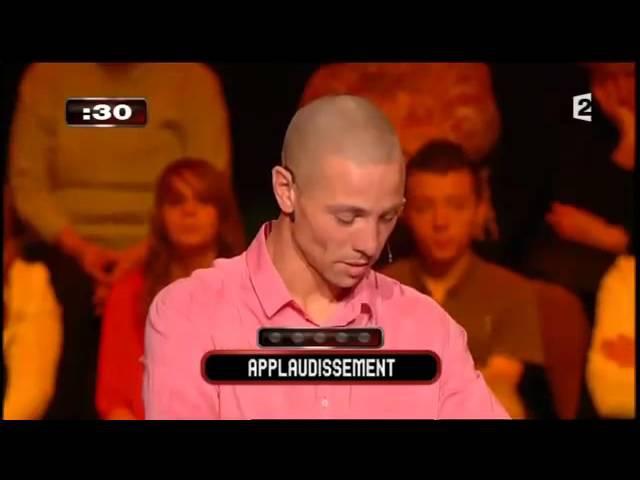 Mot de Passe 07-01-2013 avec Christelle Chollet Cyril Féraud (Jeu France 2)