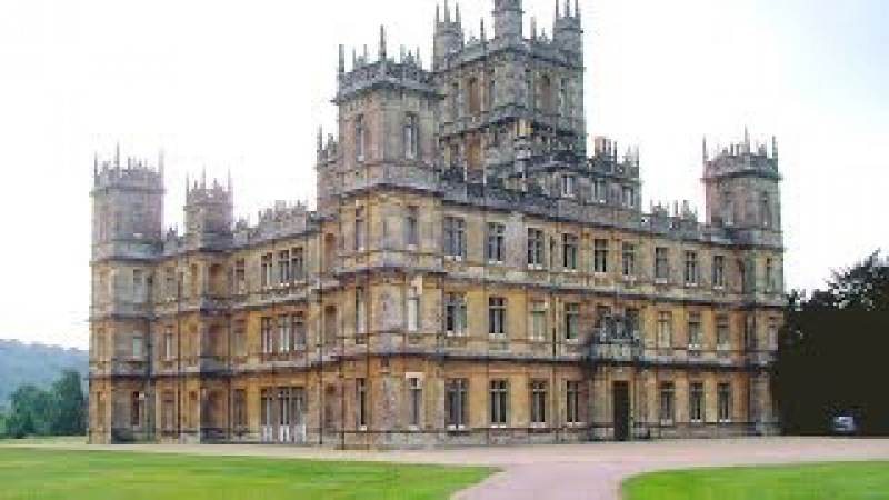 Highclere Documentary | Mysteries of Highclere Castle - Downton Abbey english subtitles - BOC Pro
