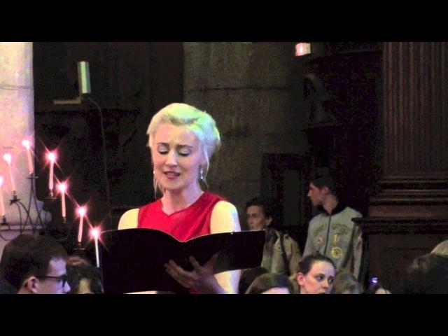 Eloïse Mabille, Fairest isle, KING ARTHUR, Purcell