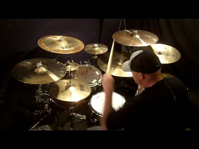 Chris Janson Positive Drinking DRUM COVER