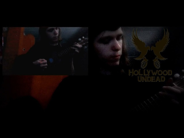 Hollywood Undead - Circles (ukulele cover by Alexandr3PLAY)