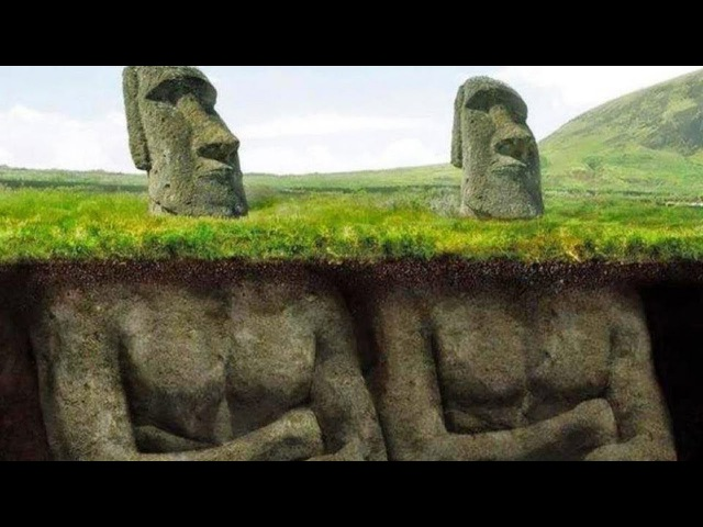 The Hidden Secret of the Statues on Easter Island Full Documentary 720p Documenatry Discovery ™ HD